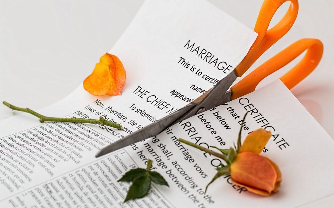 Necesitas anular tu matrimonio