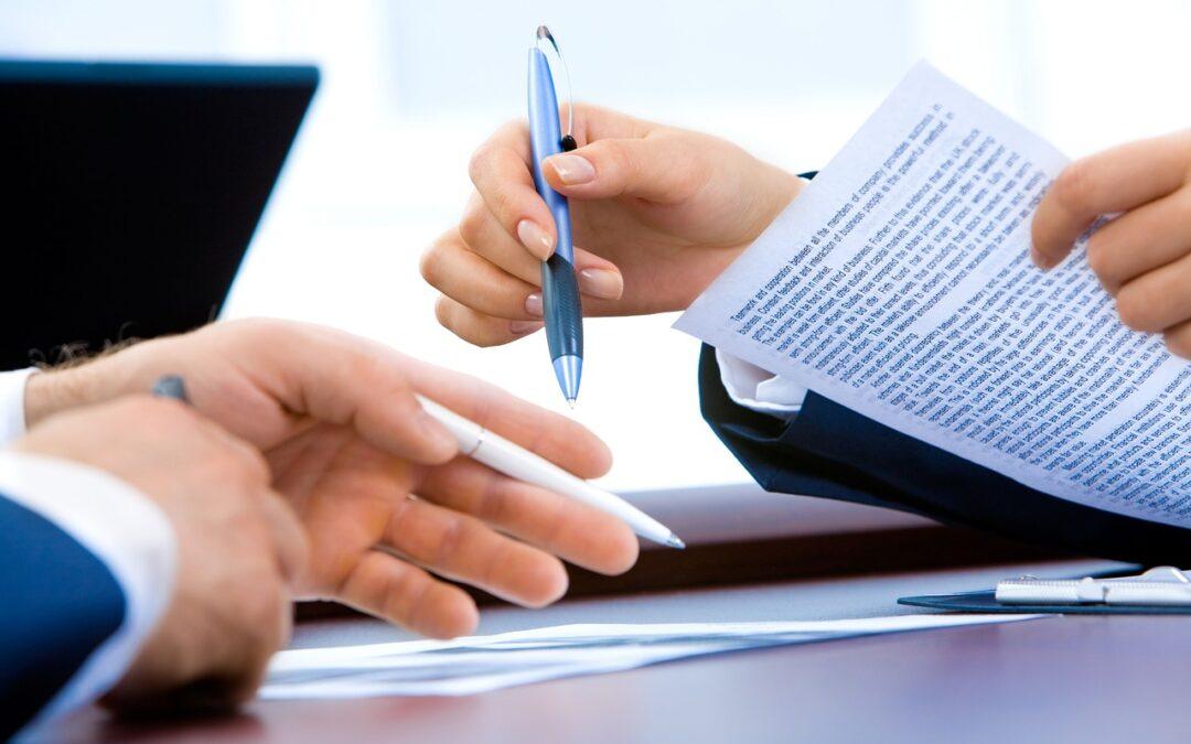 Contrato de préstamo entre familiares